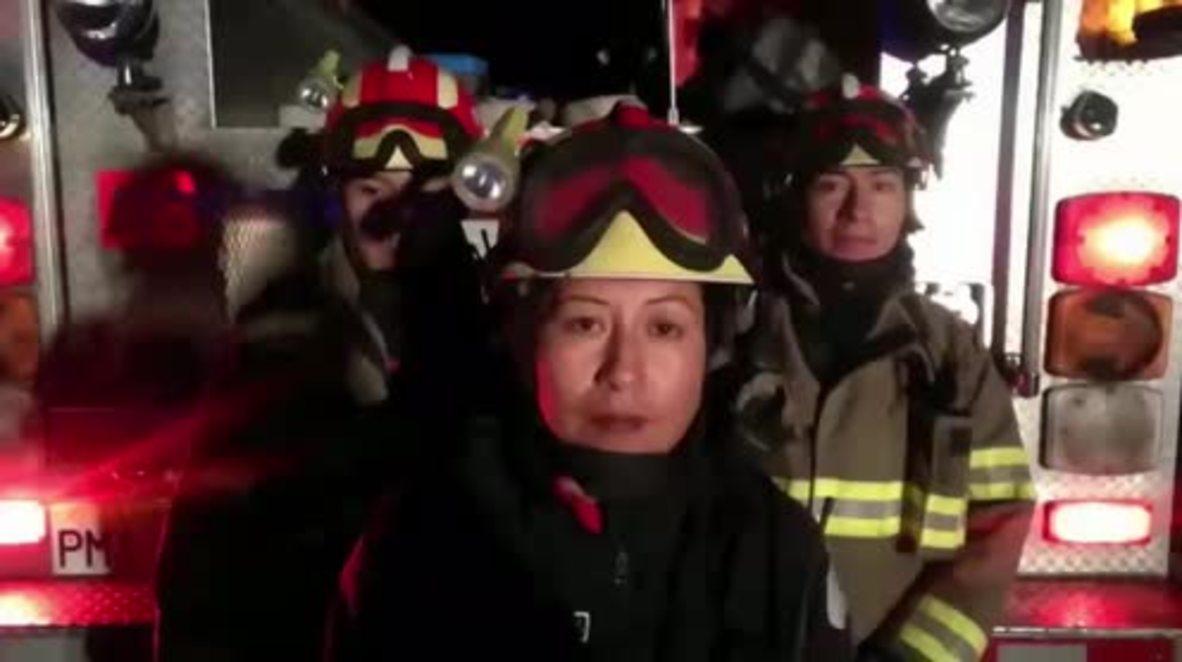 Ecuador: Un accidente de autobús deja 24 muertos y 22 heridos, según el cuerpo de bomberos