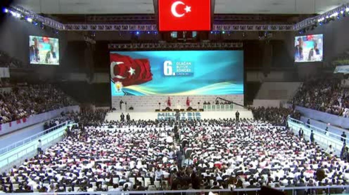 Turkey: 'We will not bow to US pressure'- Erdogan
