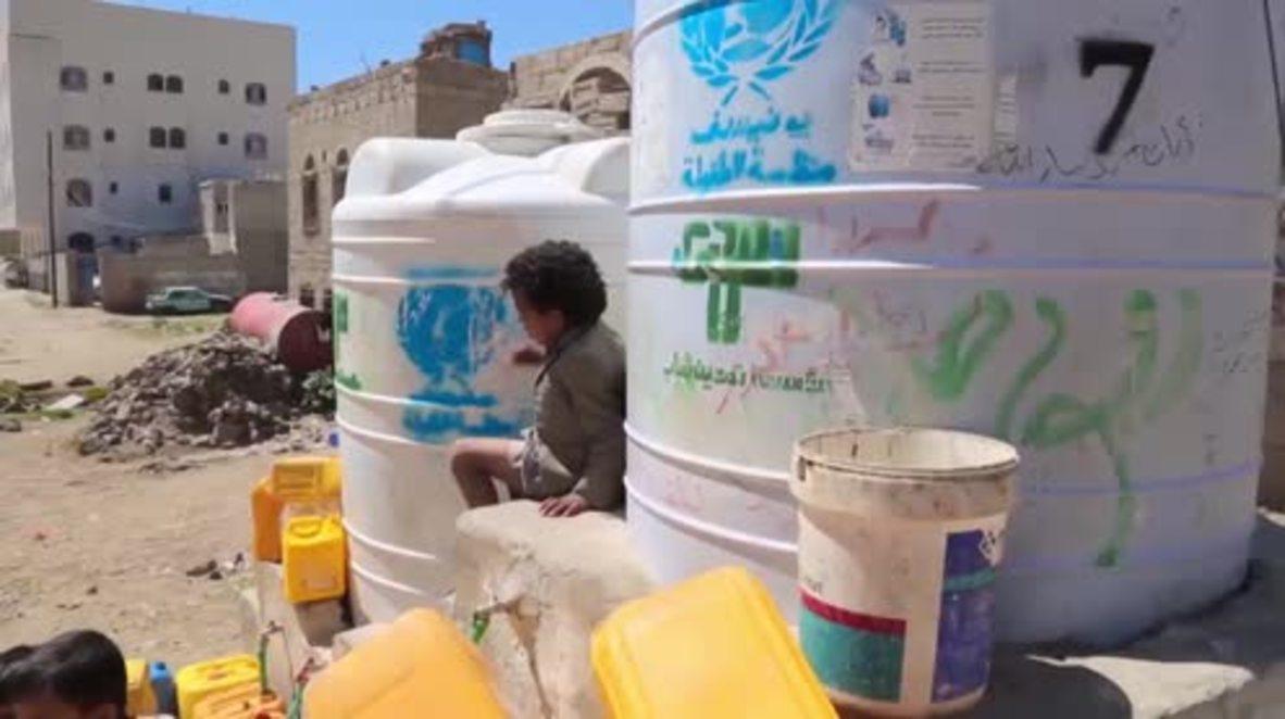 ONU: Yemen corre el riesgo de sufrir la 'tercera ola' de epidemia de cólera - ONU