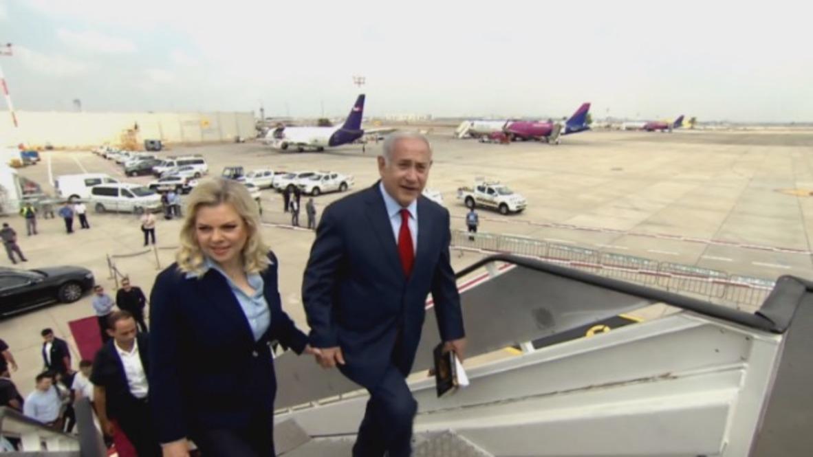 Israel: Netanyahu sets on Baltics visit to  balance EU 'unfriendly' approach to Israel
