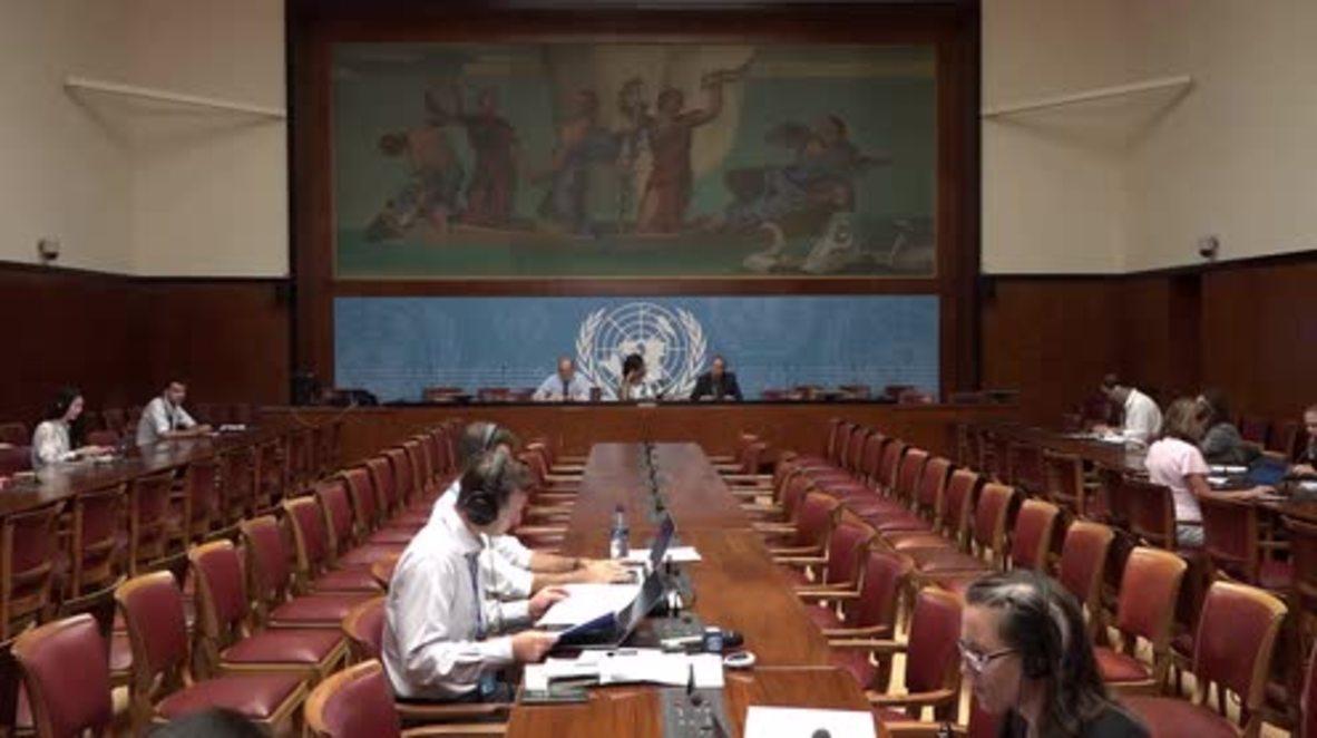 """ONU: """"La paciencia de los vecinos de Venezuela se está agotando"""", señaló la agencia de migraciones de Naciones Unidas"""