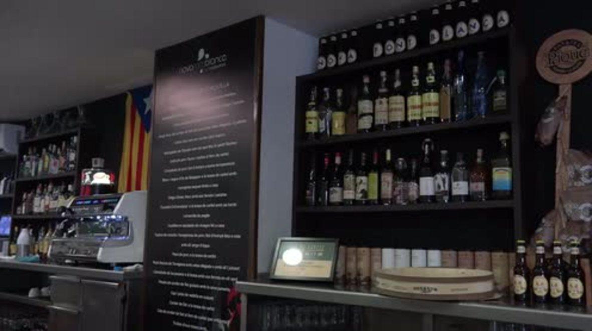 """España: Un restaurante catalán recibe amenazas por ofrecer en su carta """"guardias civiles andaluces a la parrilla"""
