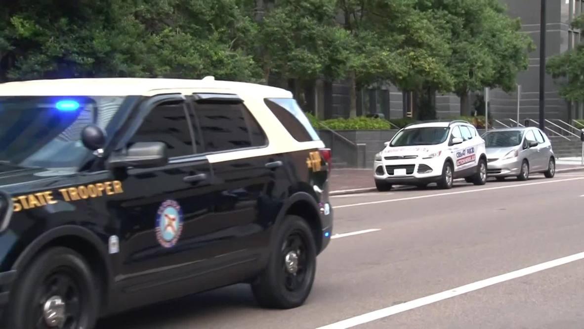 USA: Jacksonville tense after mass shooting