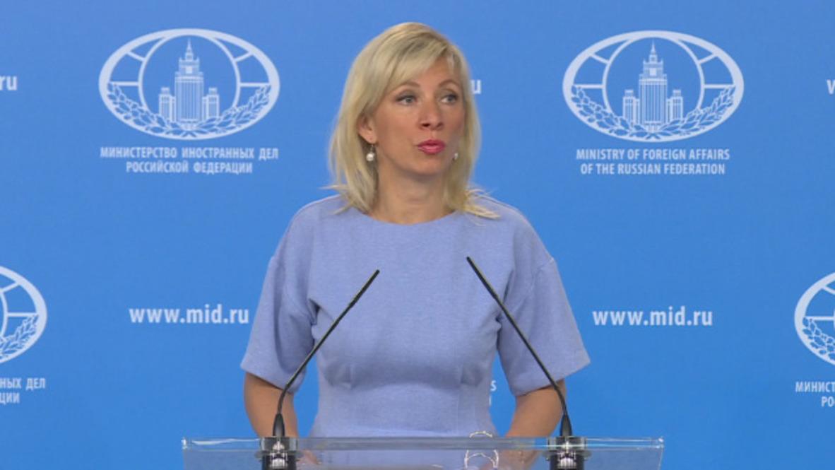 Russia: NATO autumn drills in North Atlantic clearly anti-Russian – Zakharova