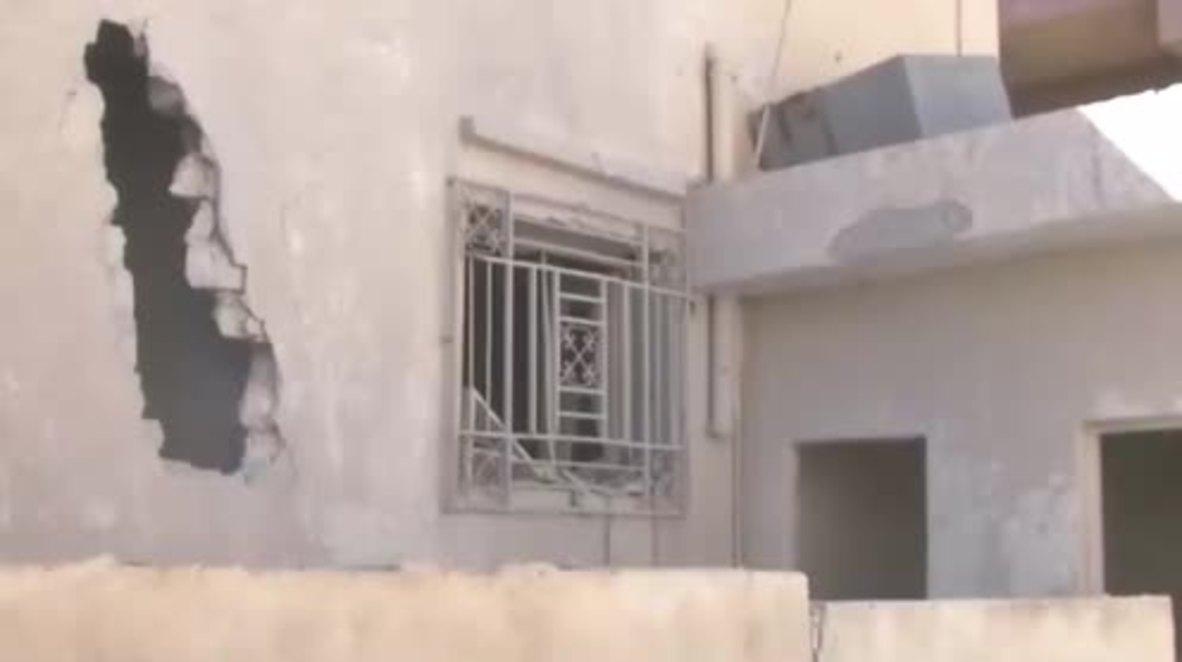 Libya: Rocket reportedly hits Tripoli hotel despite truce