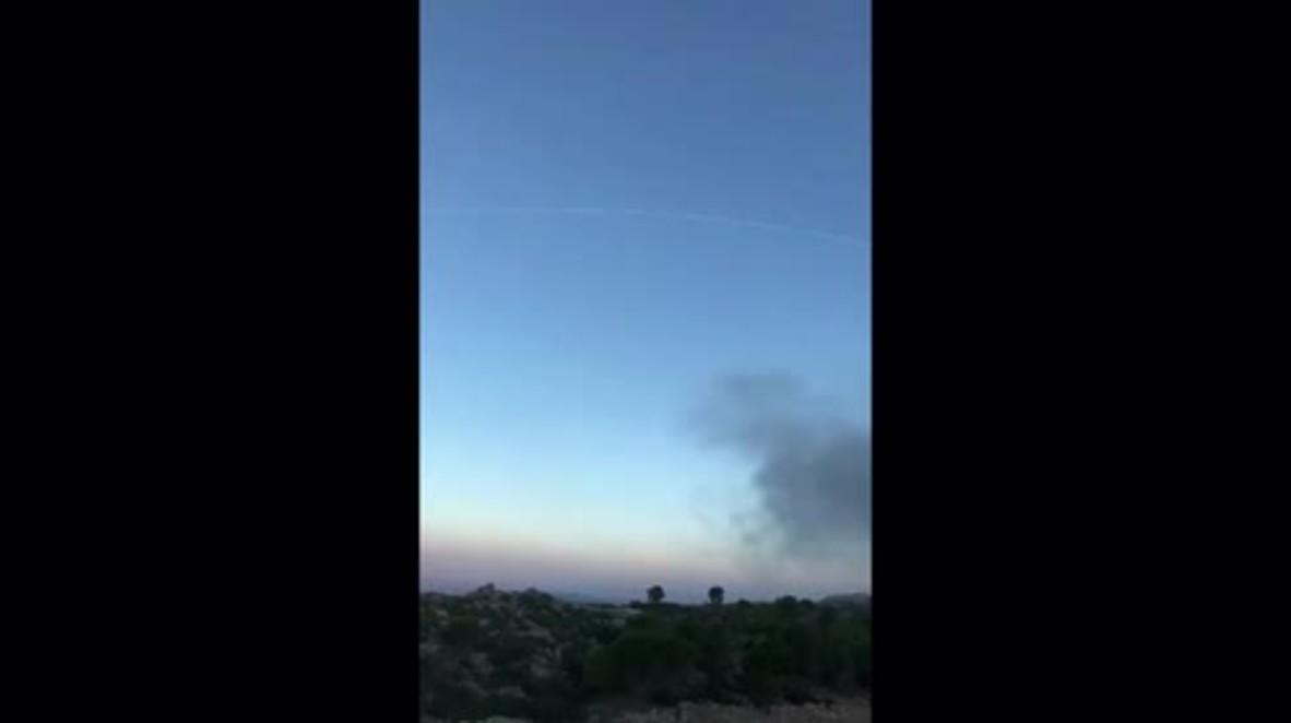 Syria: Alleged Israeli airstrikes into north-western Syria kill one, injure 12