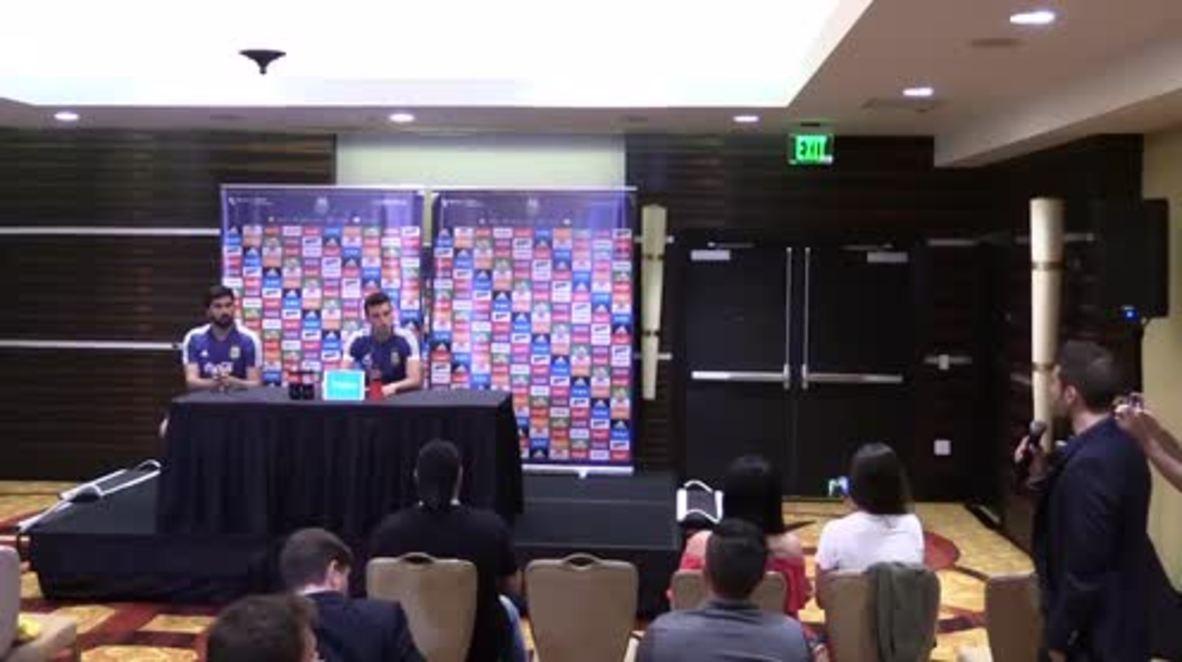 USA: Argentina coach Scaloni names Tagliafico as new team captain