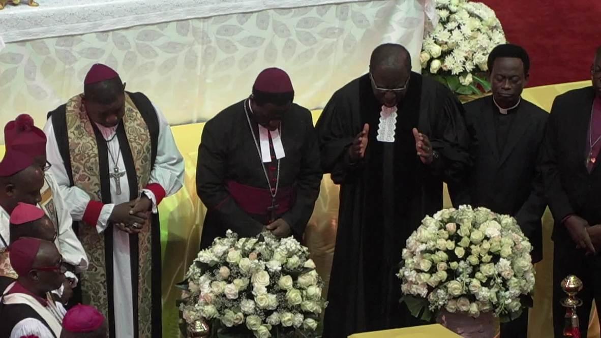 Ghana: País brinda su último adiós a Kofi Annan en un funeral de Estado en Accra