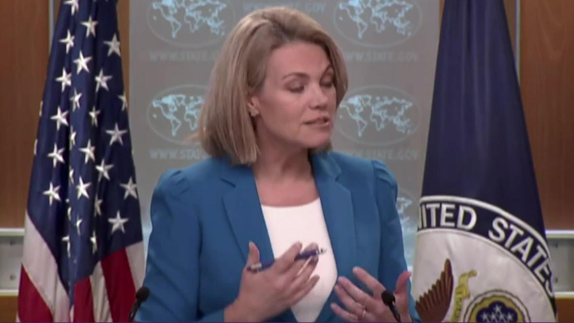 USA: Saudi-led coalition taking steps to reduce harm to civilians - State Dept.