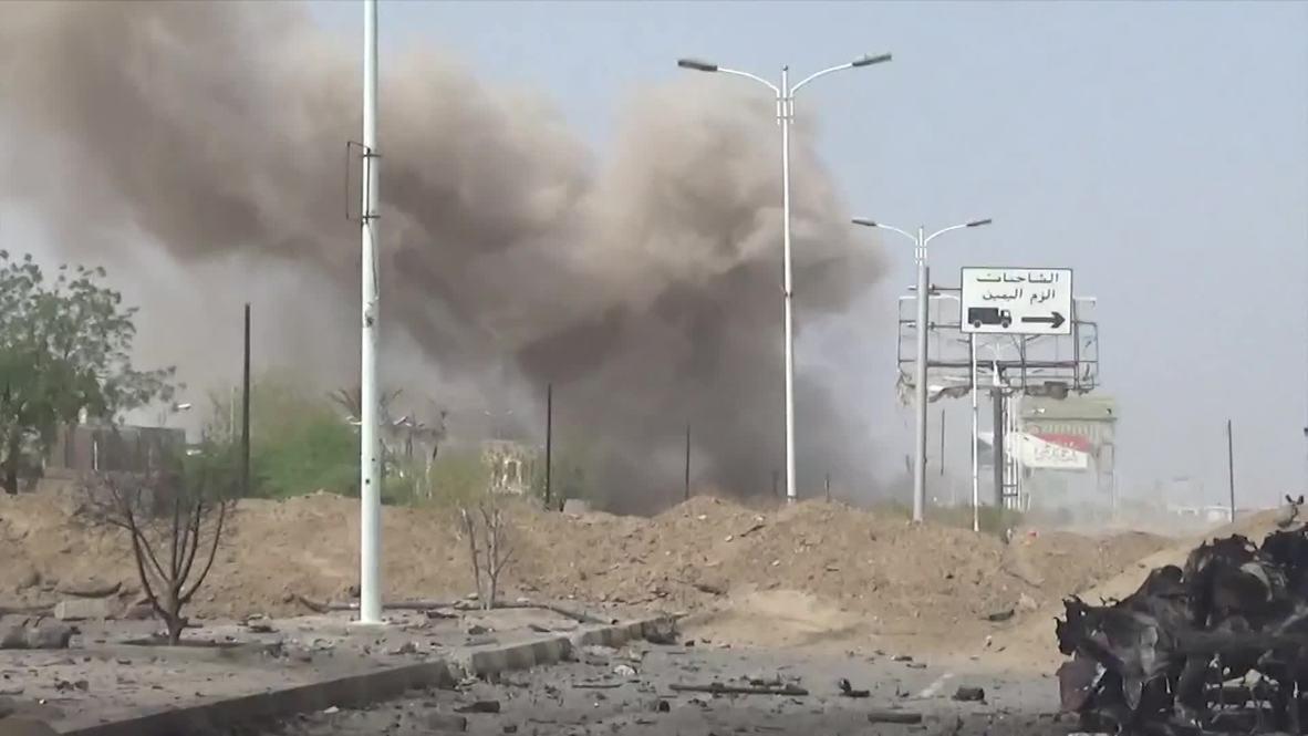Yemen: sitio histórico de Hodeidah destruido en enfrentamientos