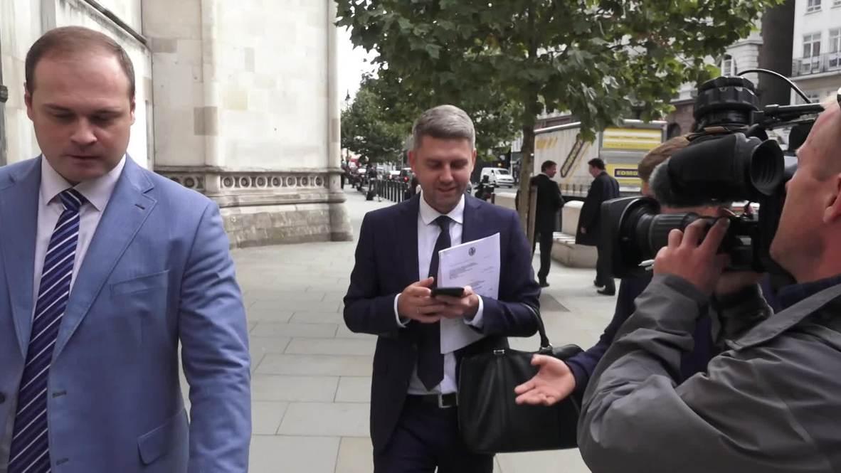 UK: Russia-Ukraine Eurobond case goes to Supreme Court