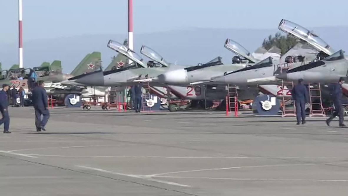 Russia: Aviandra 2018 joint air drills underway in Lipetsk