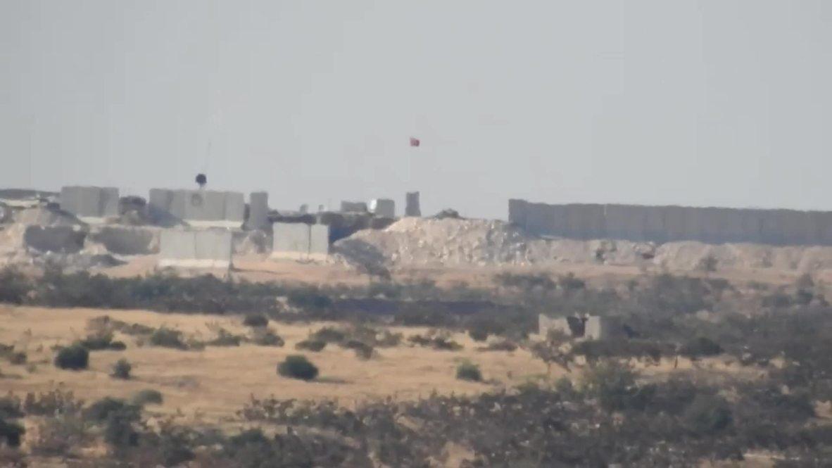 Syria: Turkish military position found near Morek, Syrian forces claim