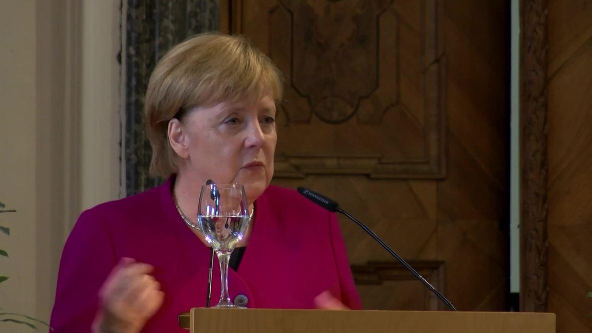 Germany: Merkel criticises Trump's 'highly dangerous' attitude towards UN