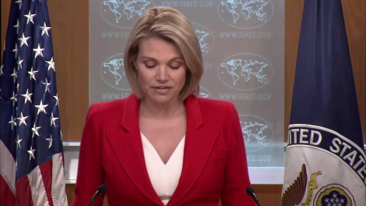 USA: Secretary of State Pompeo will meet N Korea's Kim