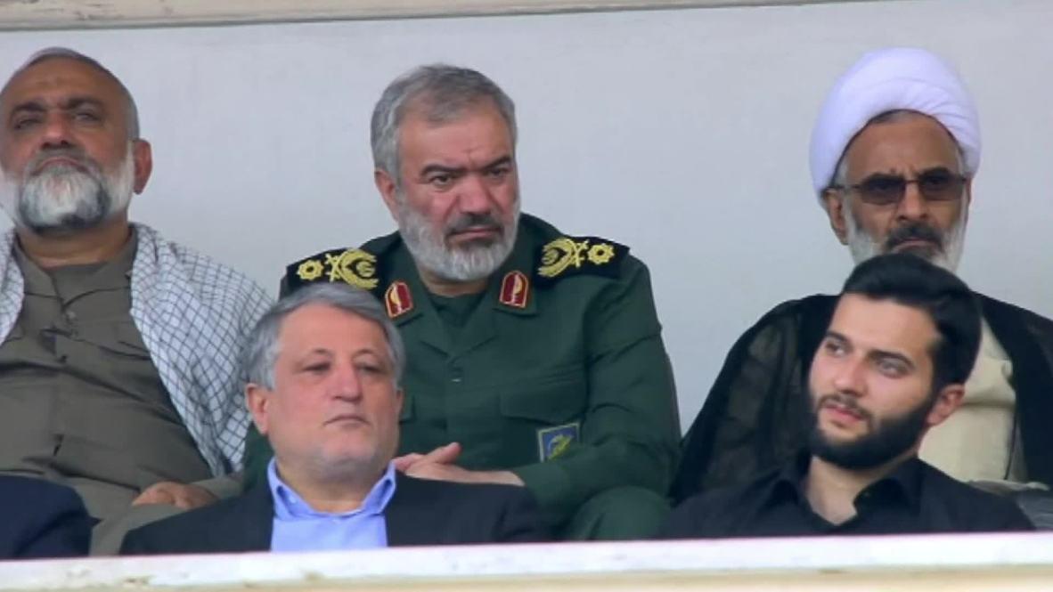 """Irán: Irán """"abofeteará a los Estados Unidos una vez más"""" haciendo frente a las sanciones - Jamenei"""