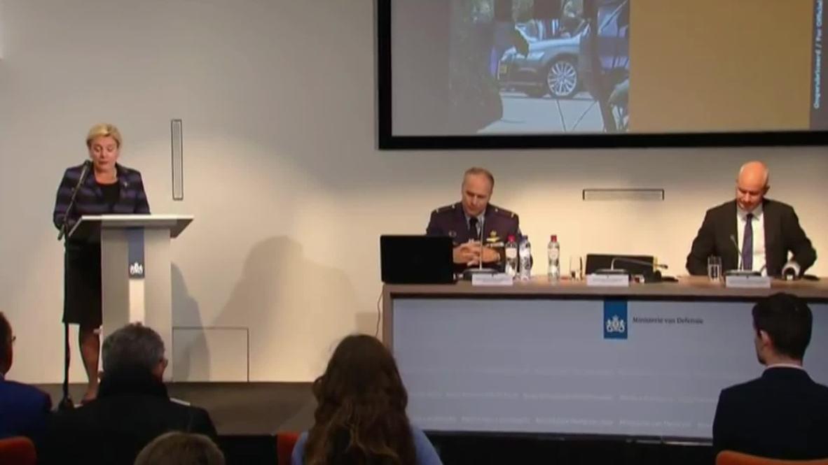 Netherlands:  'GRU cyber operation disrupted' - Dutch DefMin