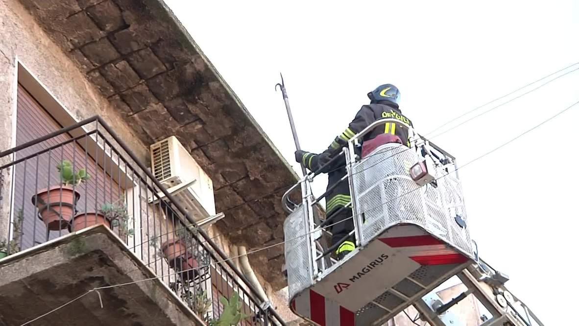 Italia: Decenas de heridos y edificios dañados tras terremoto en Sicilia
