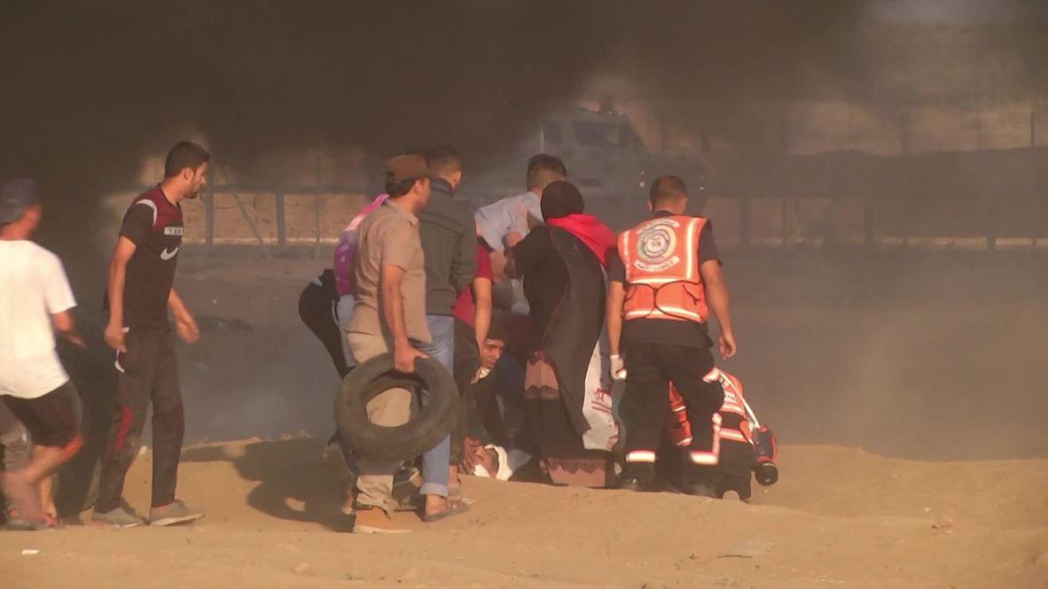 Estado de Palestina: 6 palestinos muertos tras ataques israelíes - Funcionarios de Gaza