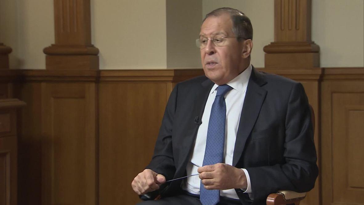Russia: US seek to establish 'quasi-state' in Syria - Lavrov