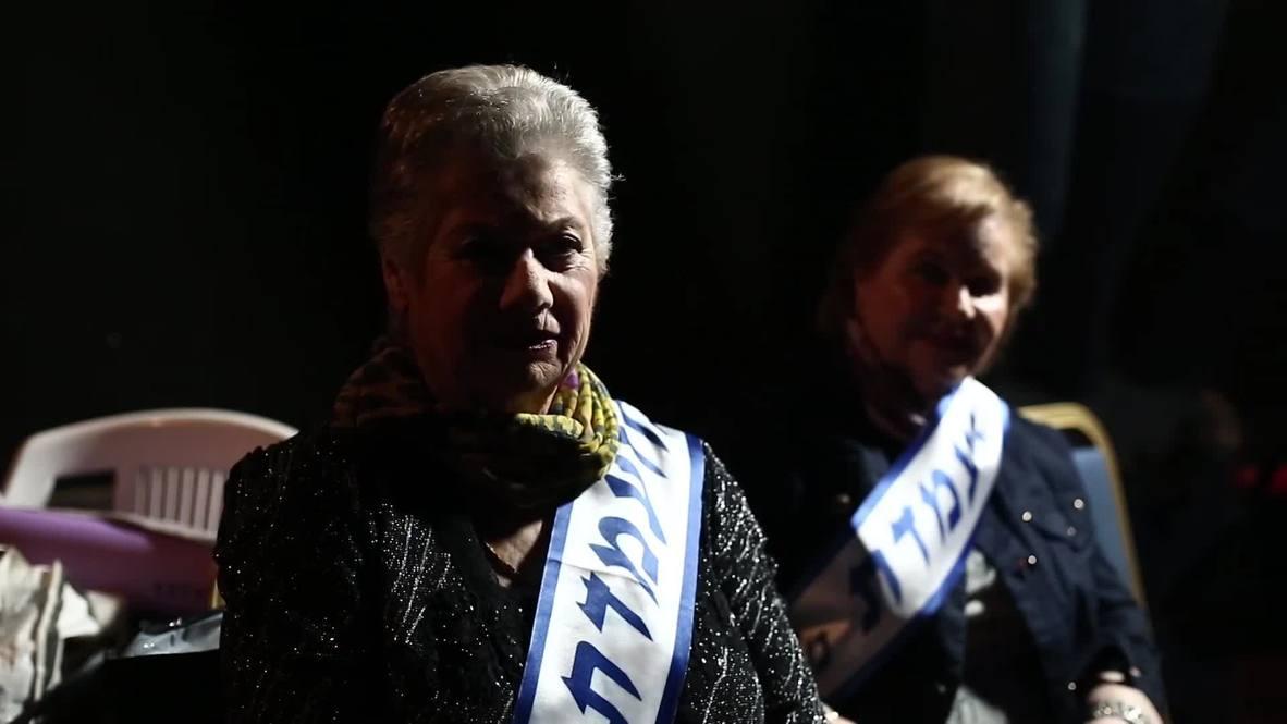Israel: 93-y.o. crowned 'Miss Holocaust Survivor'