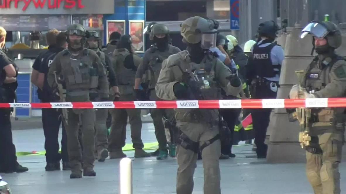 Alemania: Comienzan las investigaciones tras situación de rehén en la estación de Colonia