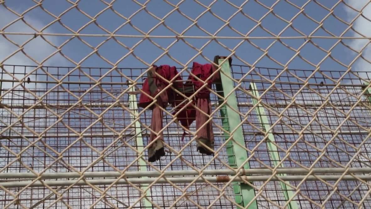 España: Un muerto después de un salto fronterizo en el que 300 inmigrantes subsaharianos trataron de entrar en Melilla