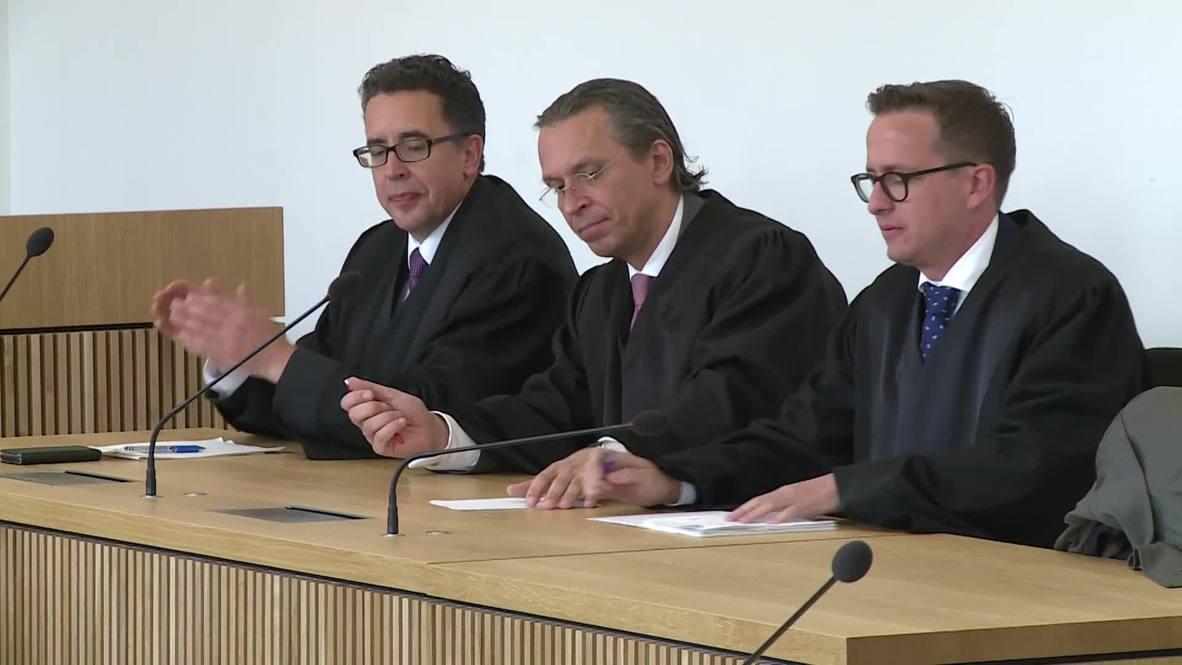 Alemania: Porsche, condenada a pagar 47 millones de euros por el escándalo de los diésel