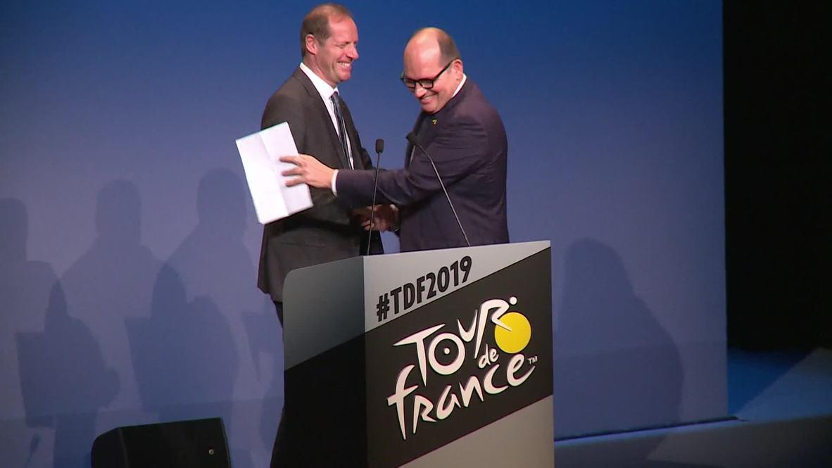 """Francia: El recorrido del Tour de Francia 2019 será """"el más alto"""" de la historia"""