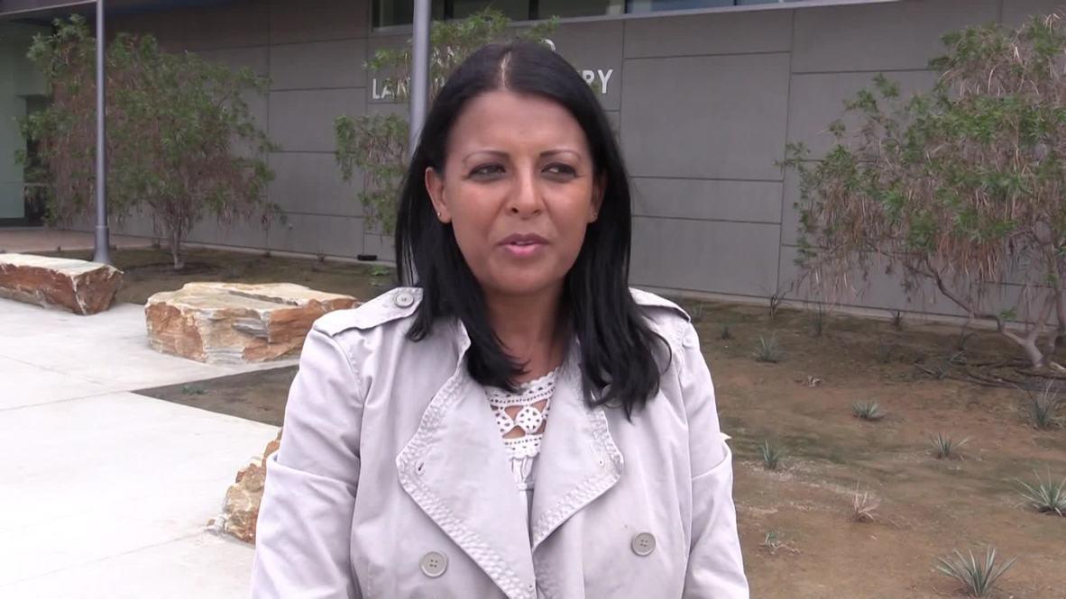 """EE. UU.: San Diego aguarda la llegada de la """"caravana de migrantes"""
