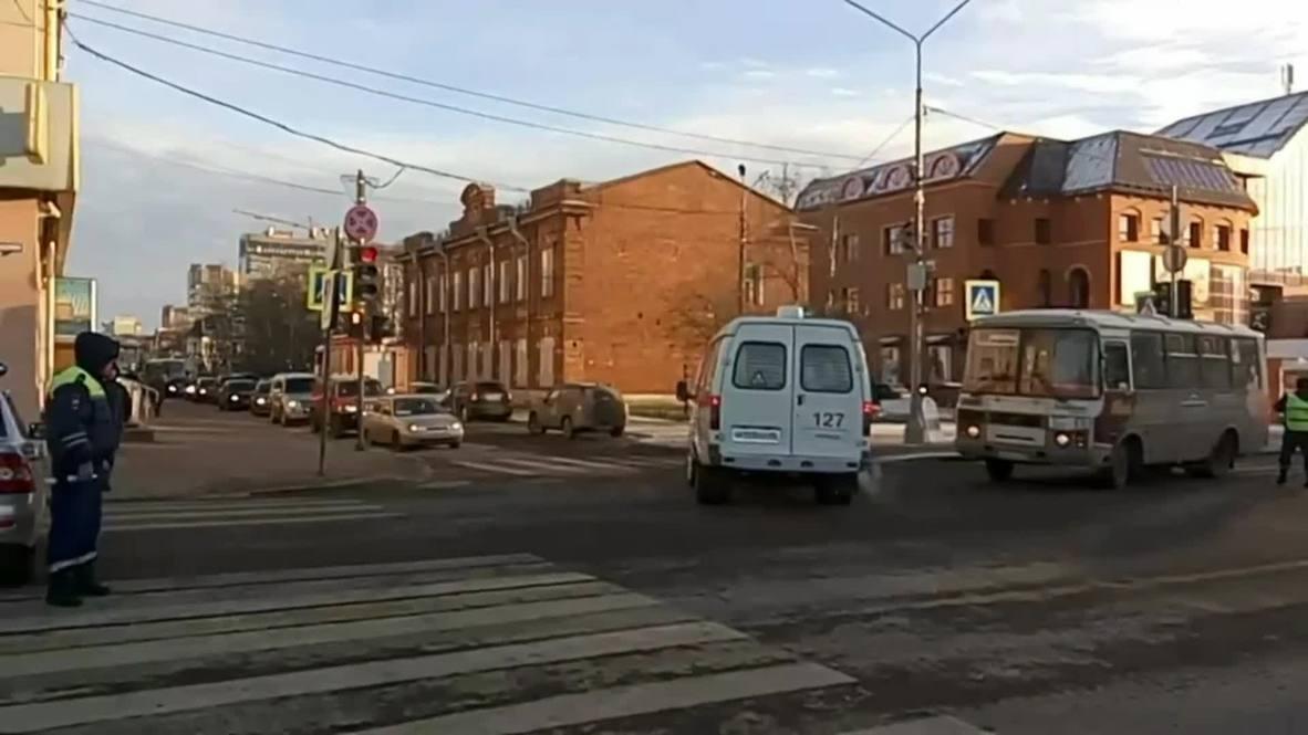 Rusia: Un muerto y tres heridos tras un ataque contra el Servicio Federal de Seguridad en Arcángel