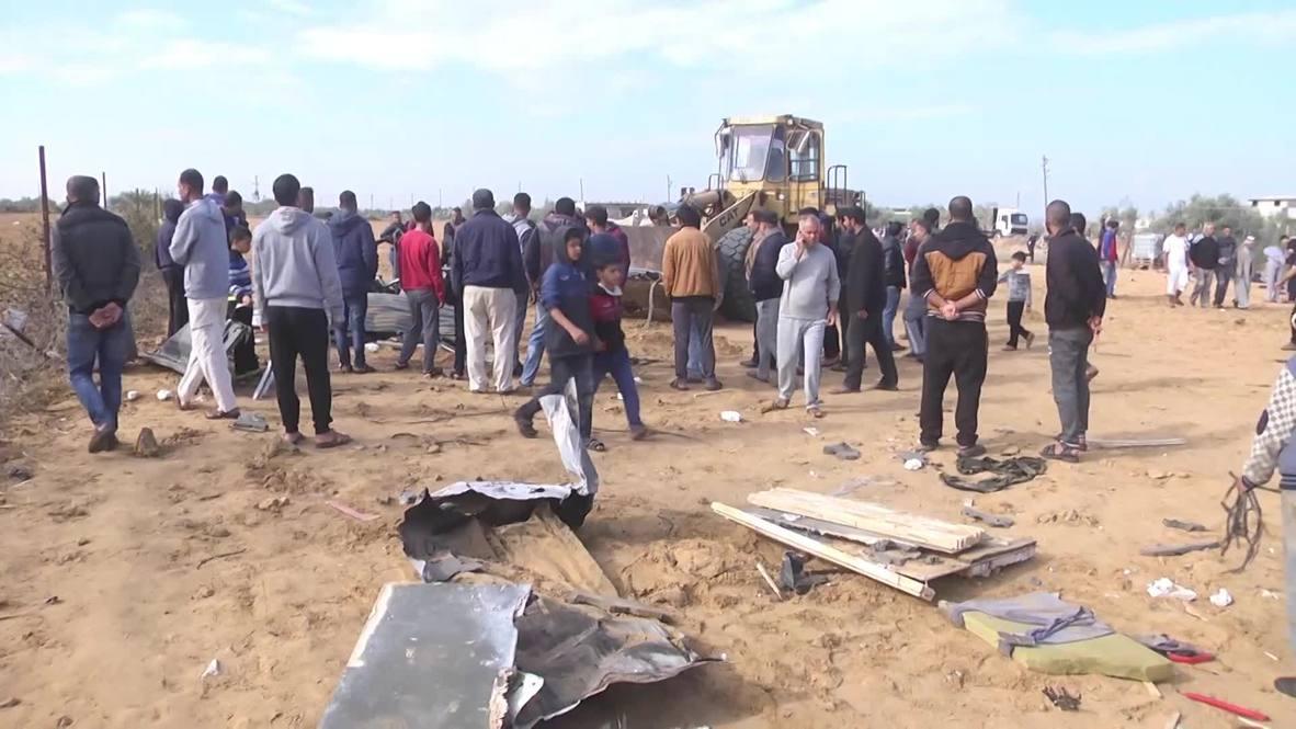 Estado de Palestina: 8 muertos tras una operación de las fuerzas especiales israelíes en la Franja de Gaza