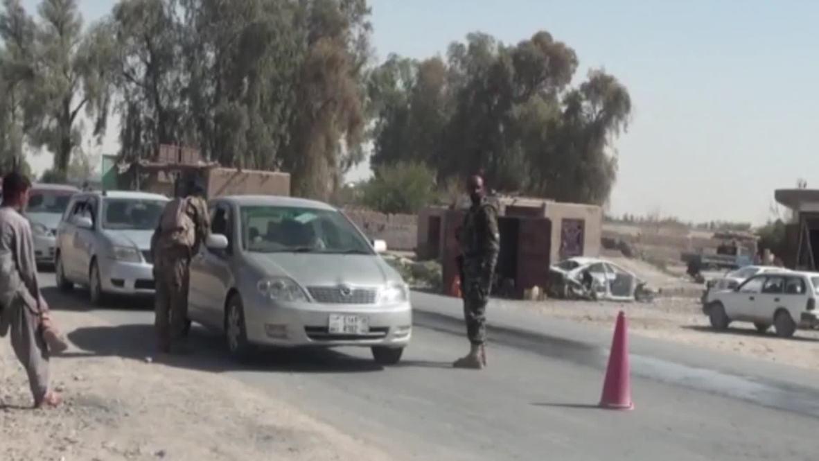 Afganistán: Fuertes medidas de seguridad tras el ataque de los talibanes que deja 30 policías muertos