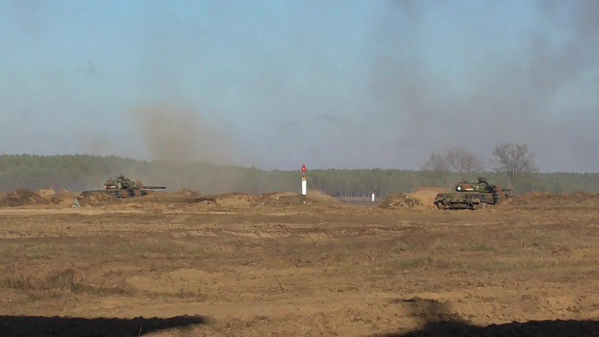 Poland: NATO's 2018 Anakonda drills continue in Drawsko Pomorskie