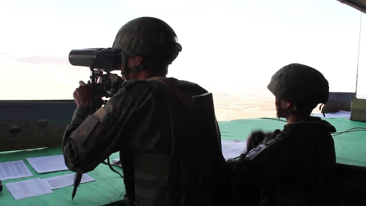Tayikistán: Maniobras militares en la base rusa más grande en el extranjero