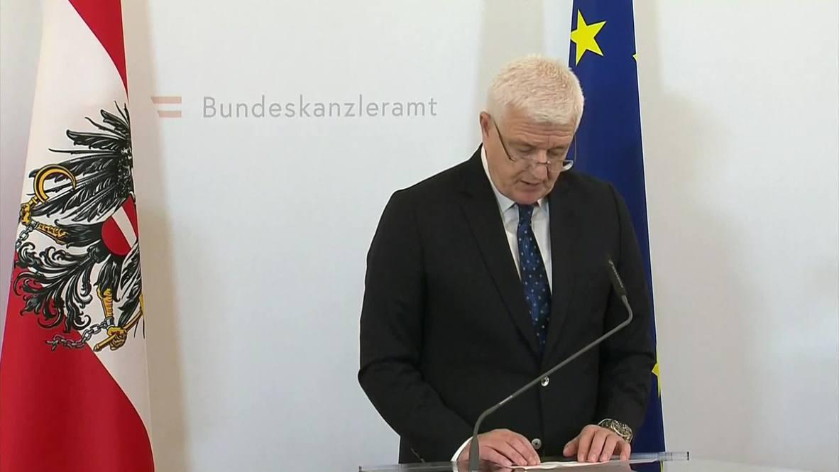 Austria: Stability of Europe depends on Balkans - Kurz