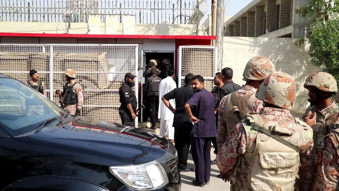 Pakistán: Fuerte presencia militar después de un ataque mortal contra el consulado chino