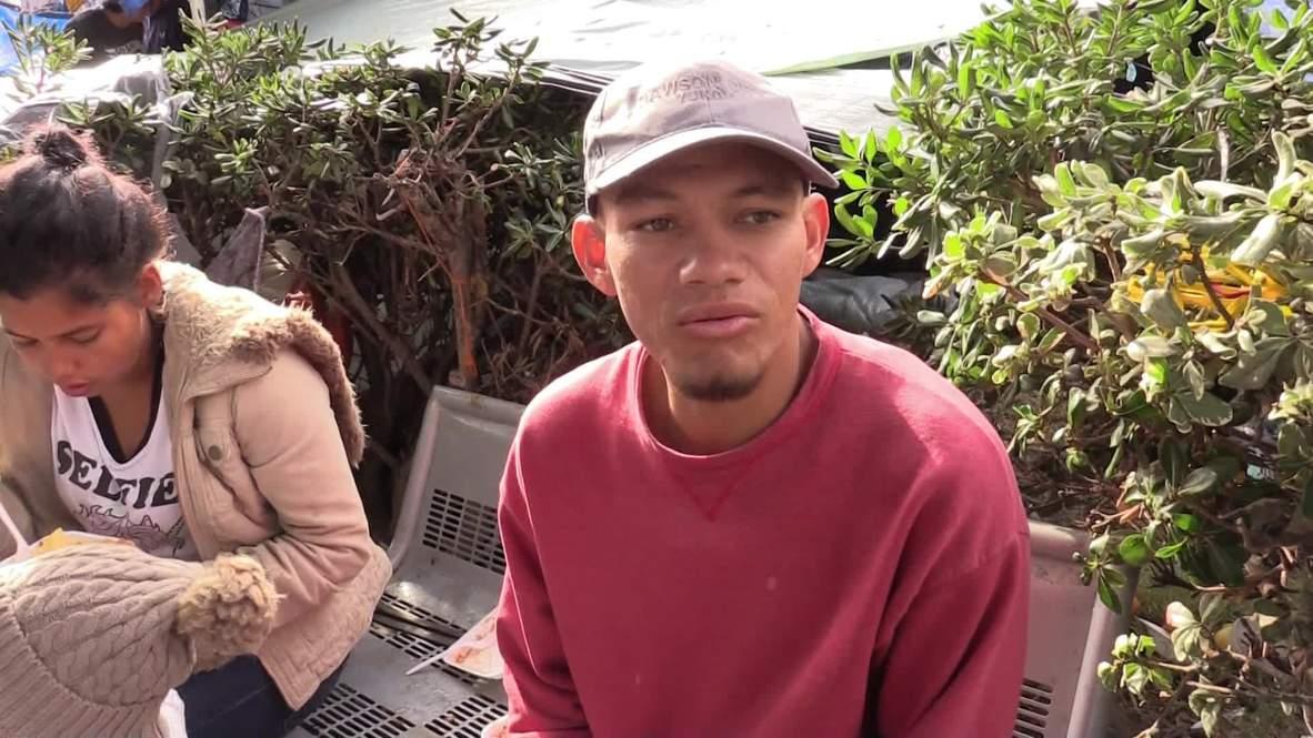 México: Aumenta la preocupación por la salud de los migrantes