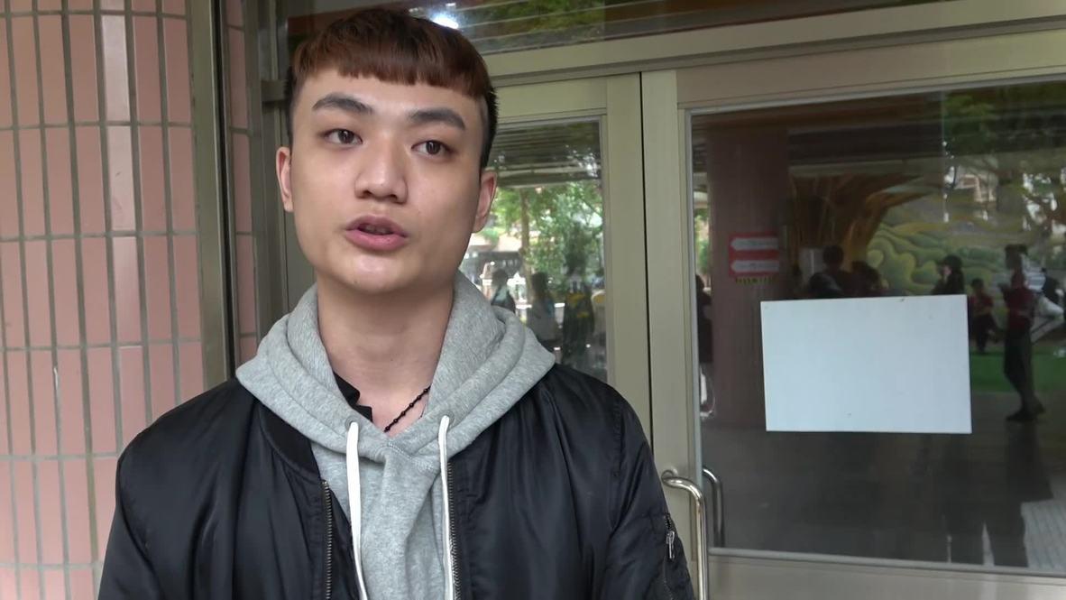 Taiwán: Ciudadanos deciden en referéndum si se adopta una ley sobre el matrimonio homosexual