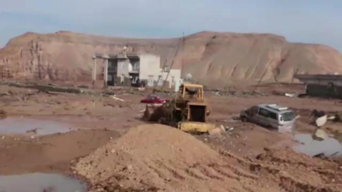 Iraq: At least 21 killed in flash floods in northern Iraq
