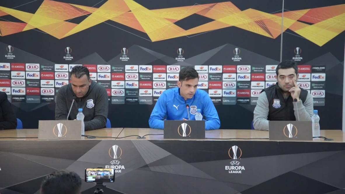 Cyprus: Apollon Limassol 'ready for Lazio' - midfielder Schembri