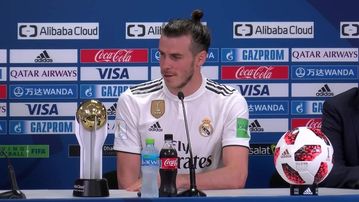UAE: Superb Bale hat-trick sends Madrid through to Club World Cup final