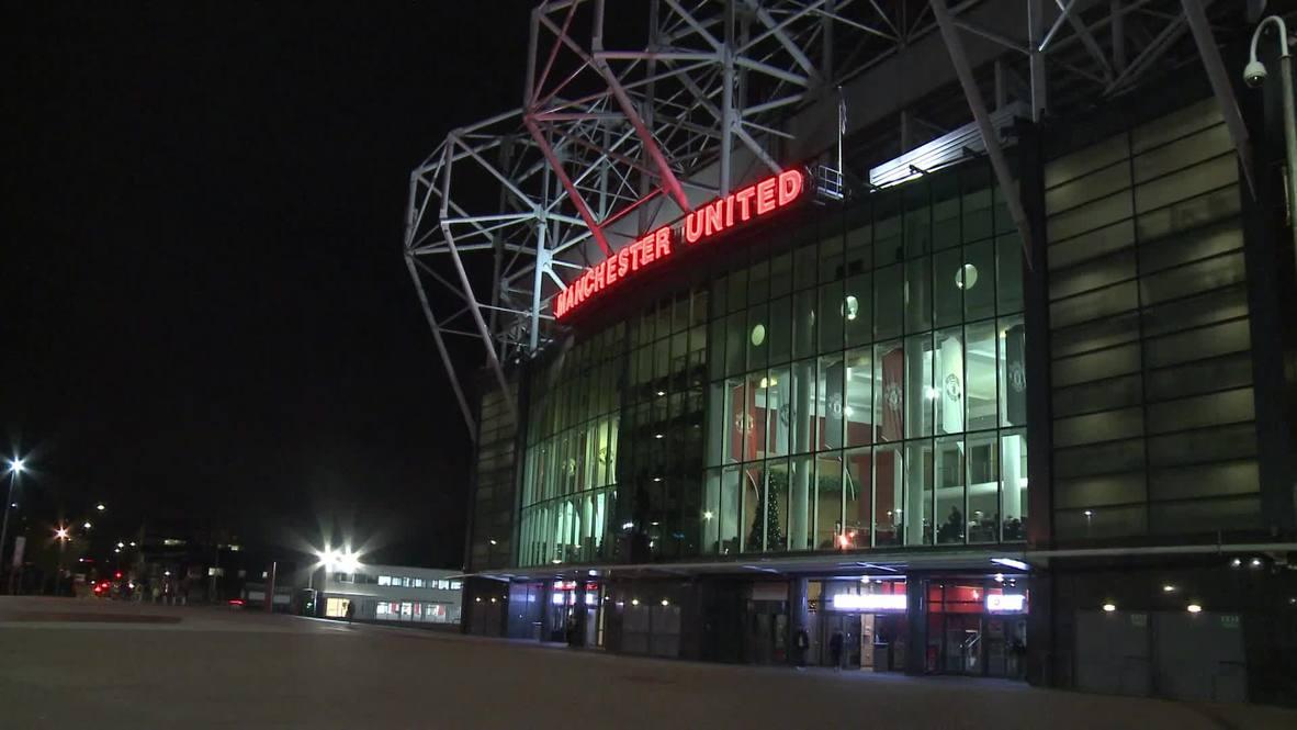 UK: Man United fans slam Mourinho as Ole Gunnar Solskjaer takes the hotseat