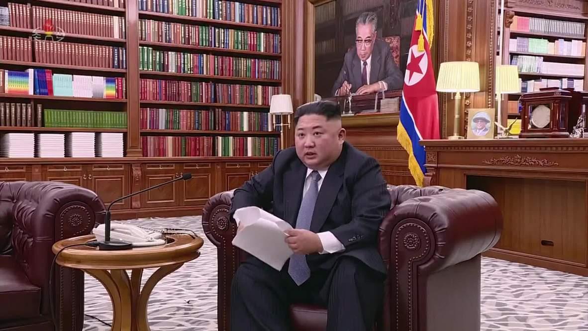 "North Korea: ""We can make the Korean Peninsula the most peaceful"""
