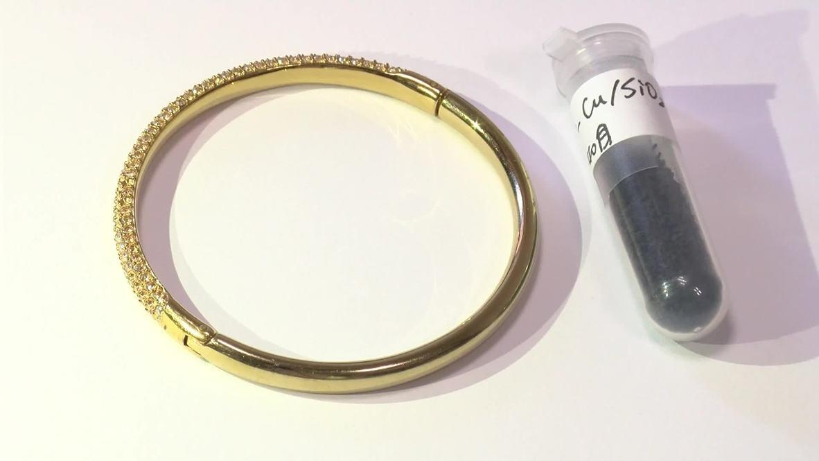 Científicos chinos convierten cobre en material similar al oro