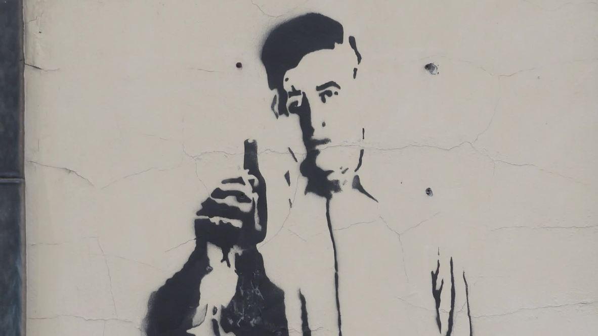 Reino Unido: Aparece un mural al estilo Banksy en Grimsby