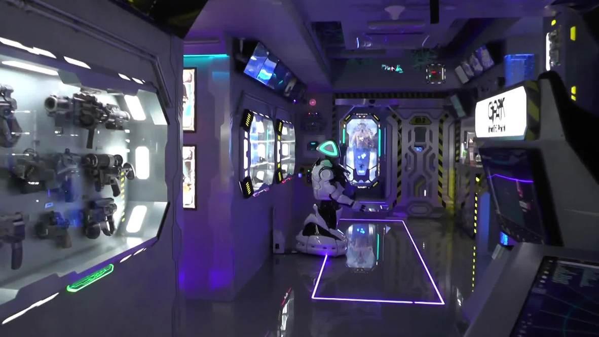 Abren en Crimea un hotel al estilo de una nave espacial