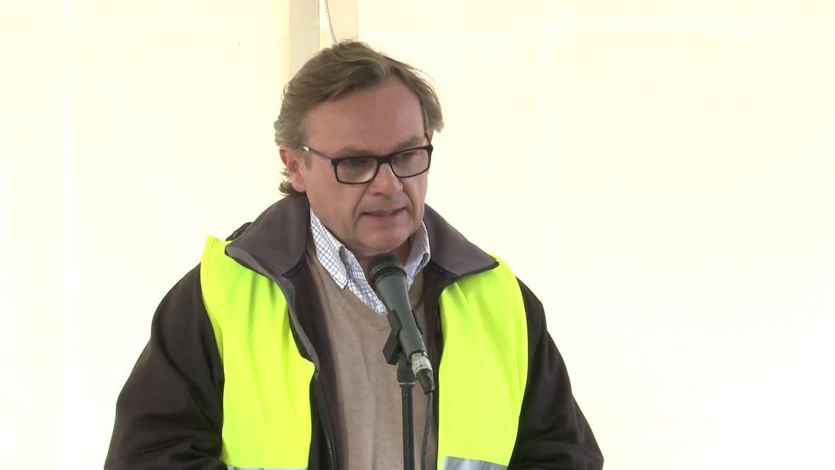 España: Rescatistas revelan el plan de rescate del niño atrapado en Totalán