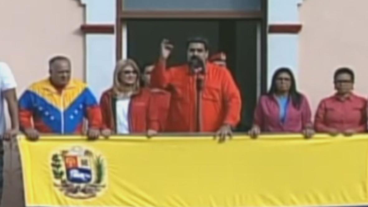 Venezuela: Maduro rompe relaciones diplomáticas y políticas con Estados Unidos