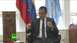 """EE.UU.: """"Que pidan permiso a sus jefes para negociar"""" - Primer ministro de Relaciones Exteriores *CONTENIDO DE SOCIO* *EXCLUSIVO*"""